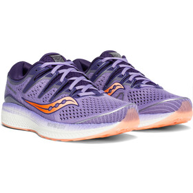 saucony Triumph ISO 5 Shoes Women, purple/peach